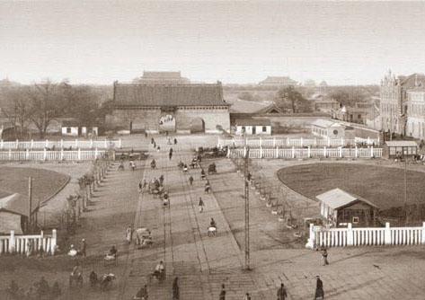 赵珩:北京的城与门