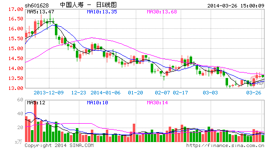 中国人寿:将加大另类投资力度 择优投资优先股