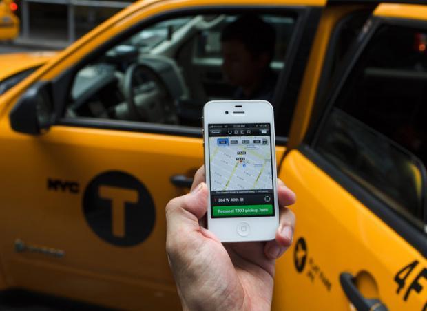 北京香港用户别着急 今年你们就可以用Uber了