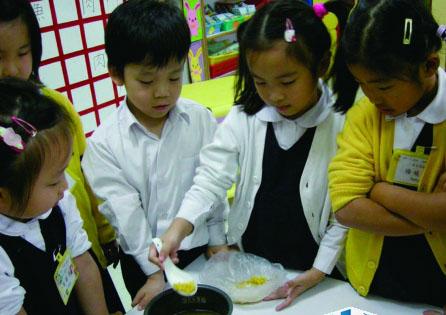 香港的幼稚园监管严格 连饭锅教育局都要管