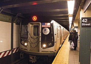 胡晴舫:如果纽约地铁是一个人