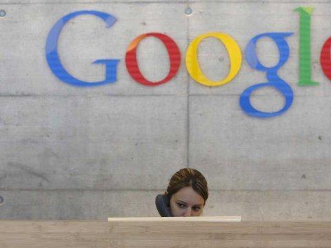 谷歌雇佣一初创公司所有男员工 踢走惟一女性