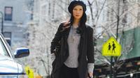 《基本演绎法》刘玉玲角色典型纽约风格