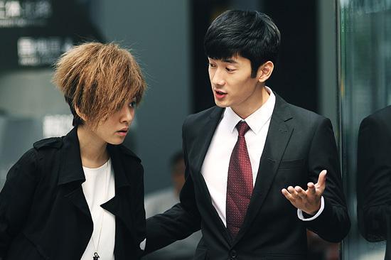 专访王晓晨刘芮麟:演《男闺蜜》因和角色很像