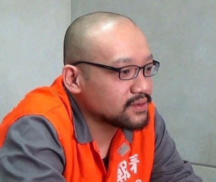 李代沫被正式批准逮捕 最新监狱照略显发福