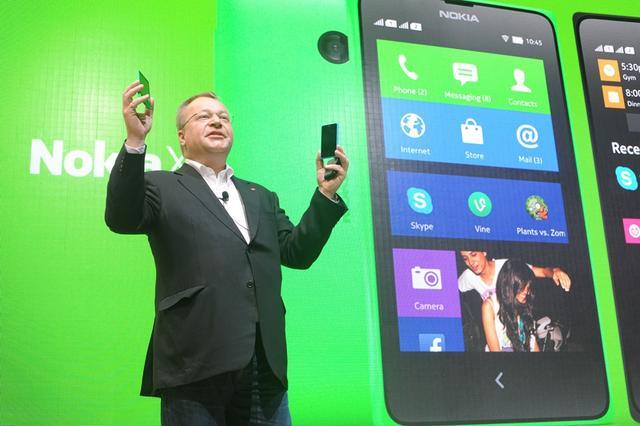 Nokia X平台令谷歌如坐针毡