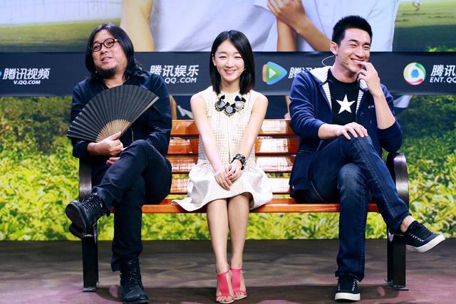 《同桌的妳》腾讯首映 听高晓松自曝初恋泡妞史
