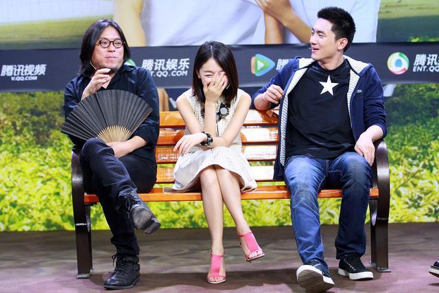 《同桌》28日腾讯首映 听高晓松讲初恋泡姑娘