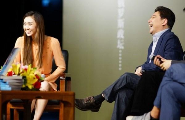 水均益发新书 崔永元谈下一代:他们没那么听话
