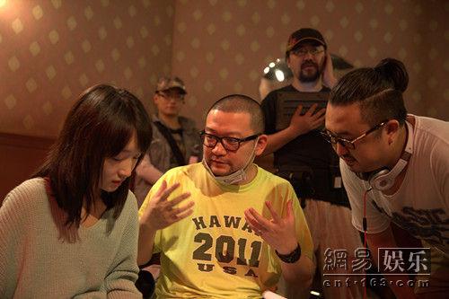 《同桌的你》热映 80后导演郭帆爆幕后趣事