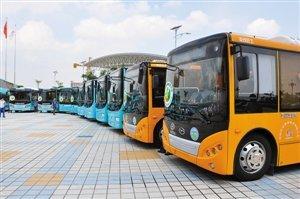 新能源公交车补贴 与运行里程挂钩