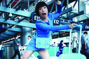 现代舞者罗月冰:每个人都可以在这里 尝试很多边界外的事情