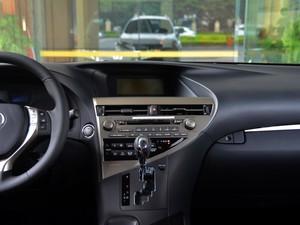 雷克萨斯RX 2013款 270 典雅版