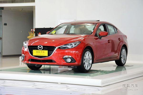 马自达 Mazda3Axela昂克赛拉 实拍 外观 图片