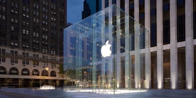苹果跃居美国第二大网络零售商
