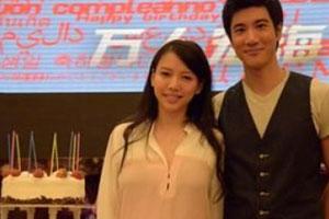 """王力宏宣布妻子怀孕五个月 小孩取小名""""王一"""""""