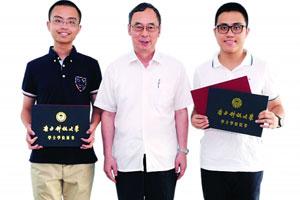 【惊句】朱清时:只有自授文凭 高校才能够竞争