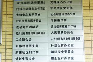 【深阅读】7年不敢挂牌的县政府请看一看社区挂的牌