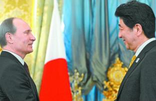俄罗斯反制裁不含日本 日方视为友好信号