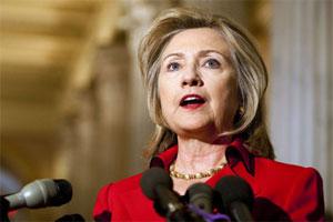 希拉里公开抨击奥巴马外交政策:铁心与总统决裂?