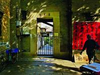 历经沧桑的禅城筷子街