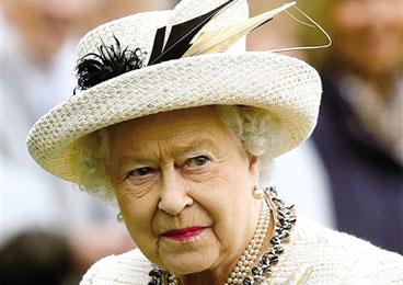 """英女王首次发声挽留苏格兰 提醒""""三思而行"""""""