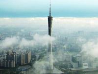 东塔览胜:俯瞰广州美景