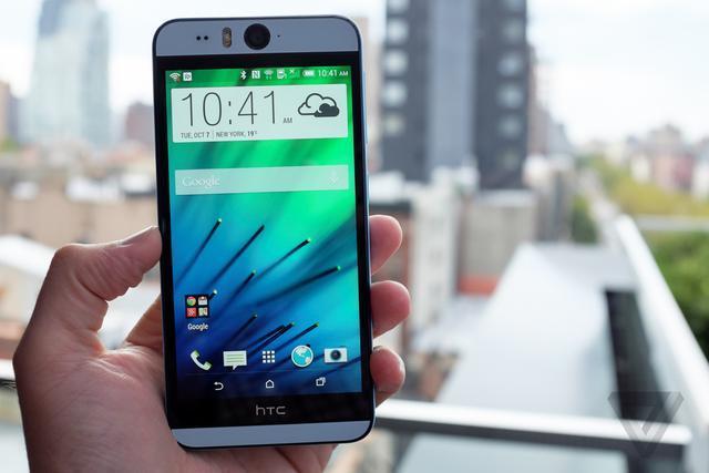 HTC发布拍照系统Eye 多款拍照新品同步亮相