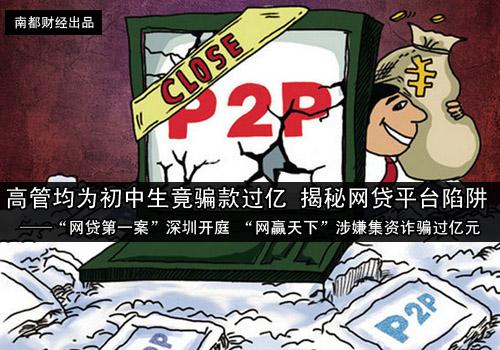 【财经风云】高管均为初中生竟骗款过亿 揭秘网贷平台陷阱