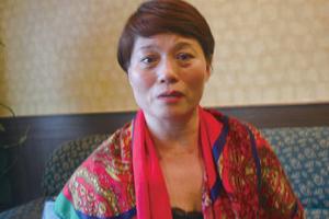蓝翔校长之妻否认为邪教成员 称躲家暴至寺院清修