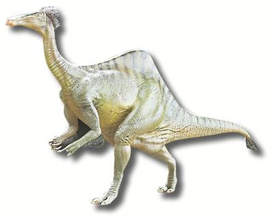 科学家发现恐手龙没有牙齿 只吃草不吃肉
