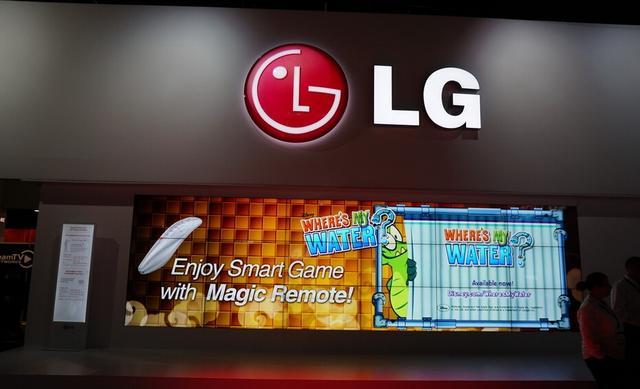 LG电子第三季度净利润飙涨87%