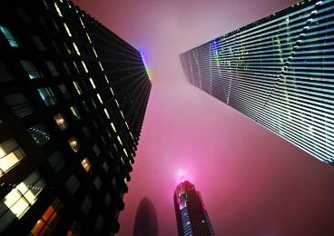 """广州光污染严重 """"暗夜保护区""""何时可设立"""