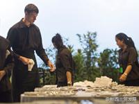 """习大大新西兰国宴菜单曝光  """"中新合璧""""共11道菜"""