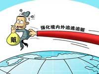 国际反腐败日 中纪委官网喊你来举报外逃贪官