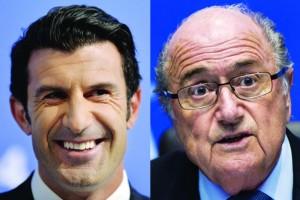 菲戈宣布参选FIFA主席 称看不惯国足联狼藉声名