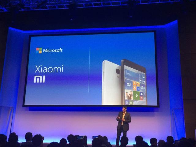 微软和小米好上了 米4用户能用上Windows 10