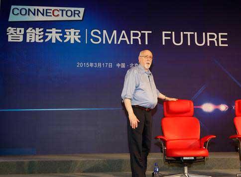 莫博士红椅子拷问:中国品牌何时全球崛起?
