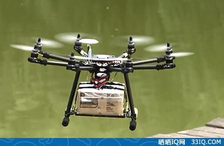 国内推无人机快递:每天飞500架次