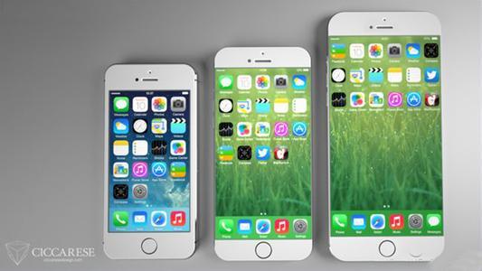 消息称苹果下半年将发布3款iPhone