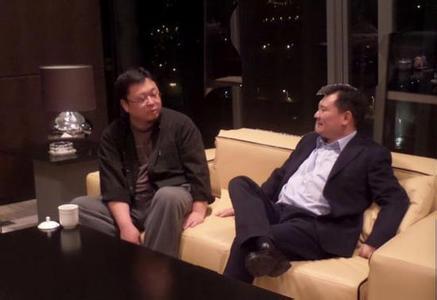 罗永浩密会苏宁张近东 双方或达成资本合作