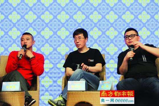 陈向东:决定创业,首先要有勇气接受失败