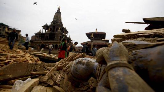 观察 | 驰援尼泊尔,世界公民意识在觉醒