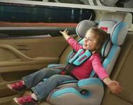 南都鉴定团之儿童安全座椅测试