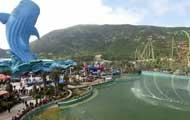 长隆珠海海洋王国