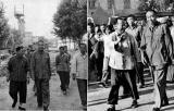 1976年7月28日,唐山市发生7.8级地震。地震的震中位置位于唐山市区。这是中国历史上一次罕见的城市地震灾害。唐山大地震后,时任总理的华国锋前往震区视察。