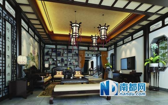 家居 起居室 设计 装修 540_337图片