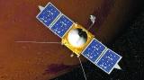 火星很忙:两探测器相继来访 将探究水消失之谜