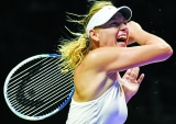 WTA年终总决赛小组赛落败 莎娃年终第一失主动权