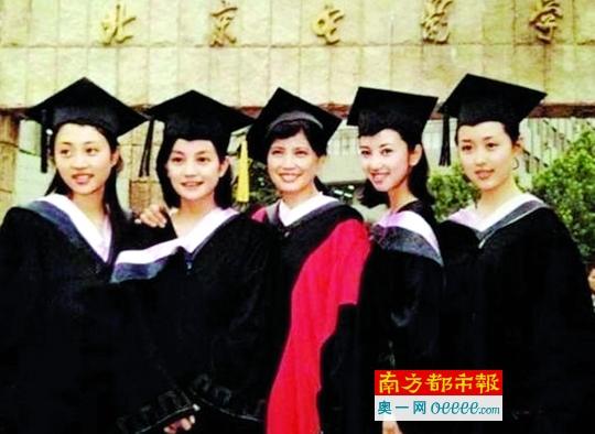 """是赵薇暌违七年重回荧屏的力作,也在拍摄中促成了北京电影学院""""96明星图片"""
